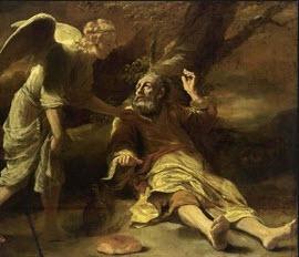 19-01-2015 Elijah flees from Jezebel